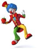 Fun clown Stock Photo