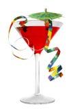 Fun Cocktail stock image