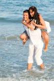 Fun couple Royalty Free Stock Image