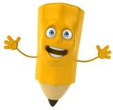 Fun crayon Royalty Free Stock Photos