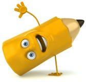 Fun crayon Royalty Free Stock Images