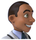 Fun doctor Stock Images