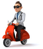 Fun doctor Royalty Free Stock Images