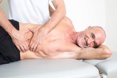 Fun at doctors Royalty Free Stock Image