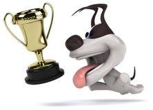 Fun dog Stock Images