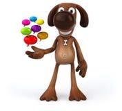 Fun dog Royalty Free Stock Photography