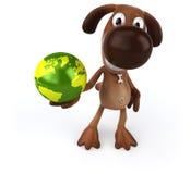 Fun dog Stock Image