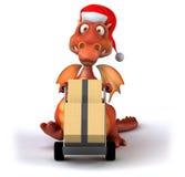Fun dragon Stock Photography