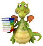 Fun dragon Royalty Free Stock Photography