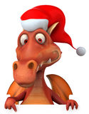 Fun dragon. 3d generated picture Royalty Free Stock Image