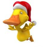 Fun duck Royalty Free Stock Photo