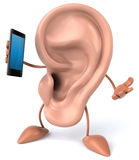 Fun ear Stock Photography