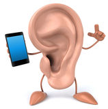 Fun ear Stock Images