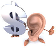 Fun ear Stock Photos