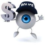 Fun eye Stock Images
