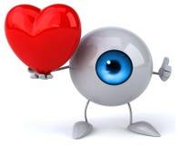 Fun eye Royalty Free Stock Image