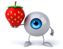 Fun eye Royalty Free Stock Photo