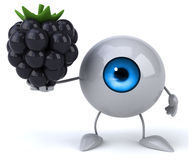 Fun eye Stock Images