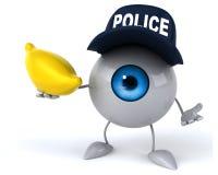 Fun eye Stock Photo