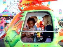 Fun at the Fair stock photos