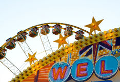 Fun fair Stock Photography