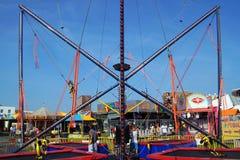 Fun Fair Almere Poort - Kermis Stock Photography