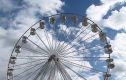 Fun Fair Big Wheel. Stock Photos