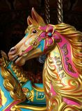 Fun Fair Carousel Horse. Stock Images