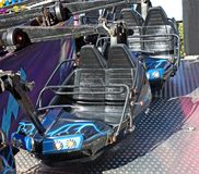 Fun Fair Ride. Royalty Free Stock Photography