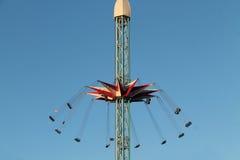 Fun Fair Ride. Royalty Free Stock Image