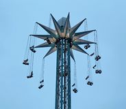 Fun Fair Ride. Stock Photography