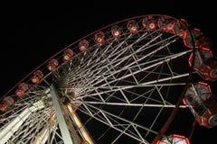 Fun Fair Wheel Gondolas Royalty Free Stock Images