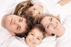 Fun family Stock Photos