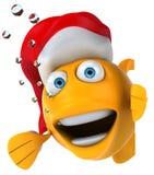 Fun fish Stock Image