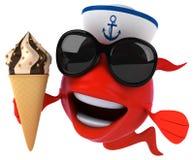 Fun fish Royalty Free Stock Photo