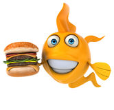 Fun fish Stock Photos