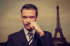 Fun france Stock Images