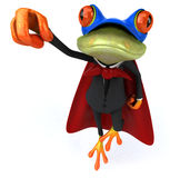 Fun frog Royalty Free Stock Photography