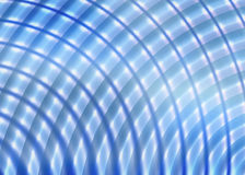 Fun Funky Blue Radial Background Or Backdrop Royalty Free Stock Photography