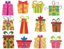 Fun gifts Royalty Free Stock Photos