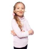 Fun girl Stock Image