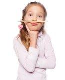 Fun girl Royalty Free Stock Photos