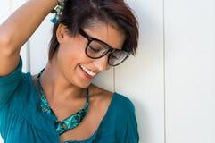 Fun Girl Smiling Royalty Free Stock Photography