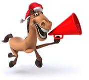 Fun horse Stock Photos