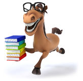 Fun horse Royalty Free Stock Photography