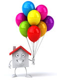 Fun house Royalty Free Stock Images