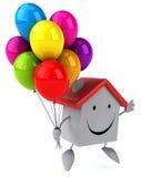 Fun house Royalty Free Stock Image