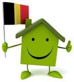Fun house Stock Image