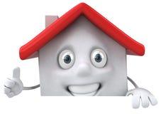 Fun house Stock Illustration