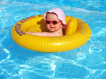 Free Fun In The Pool Royalty Free Stock Photo - 4352735